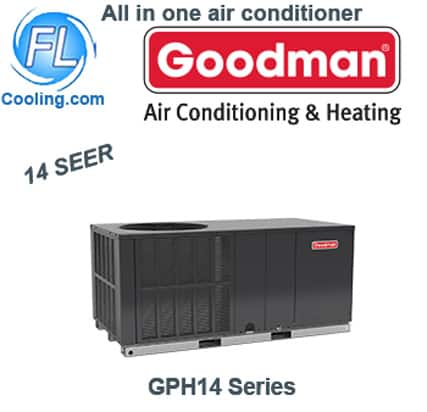Goodman Package Unit Air Conditioners