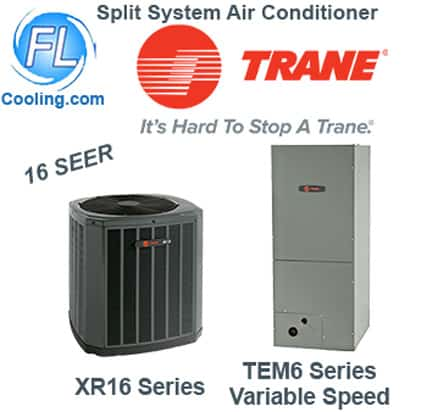 Trane 16 SEER Air Conditioners